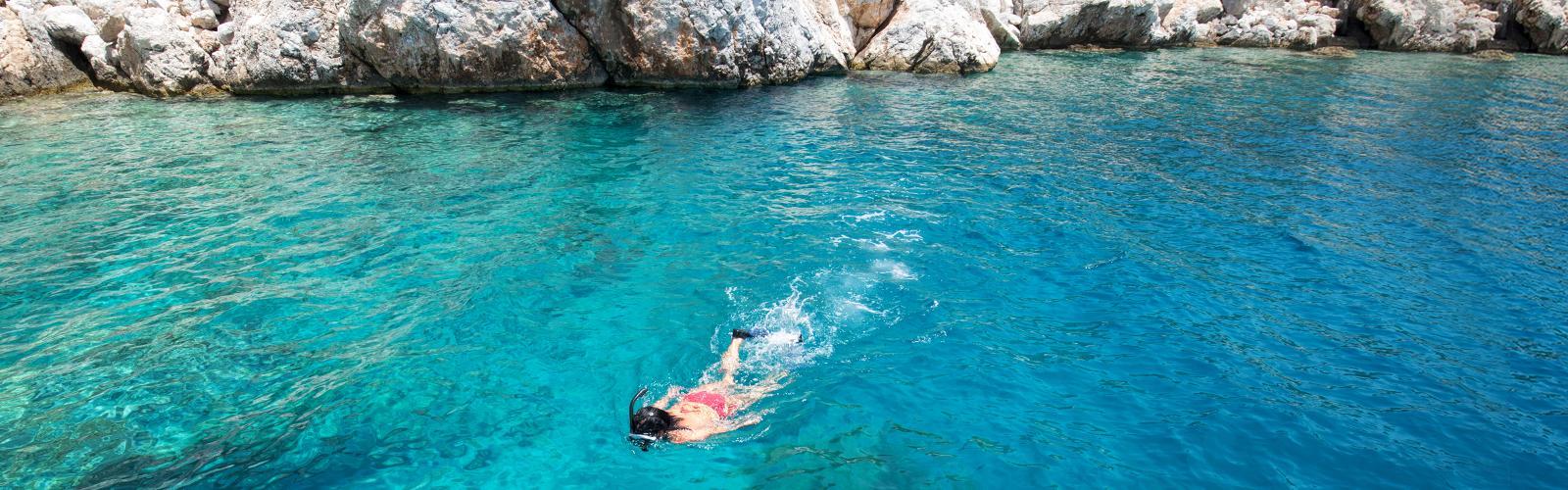 Snorkeling Porquerolles